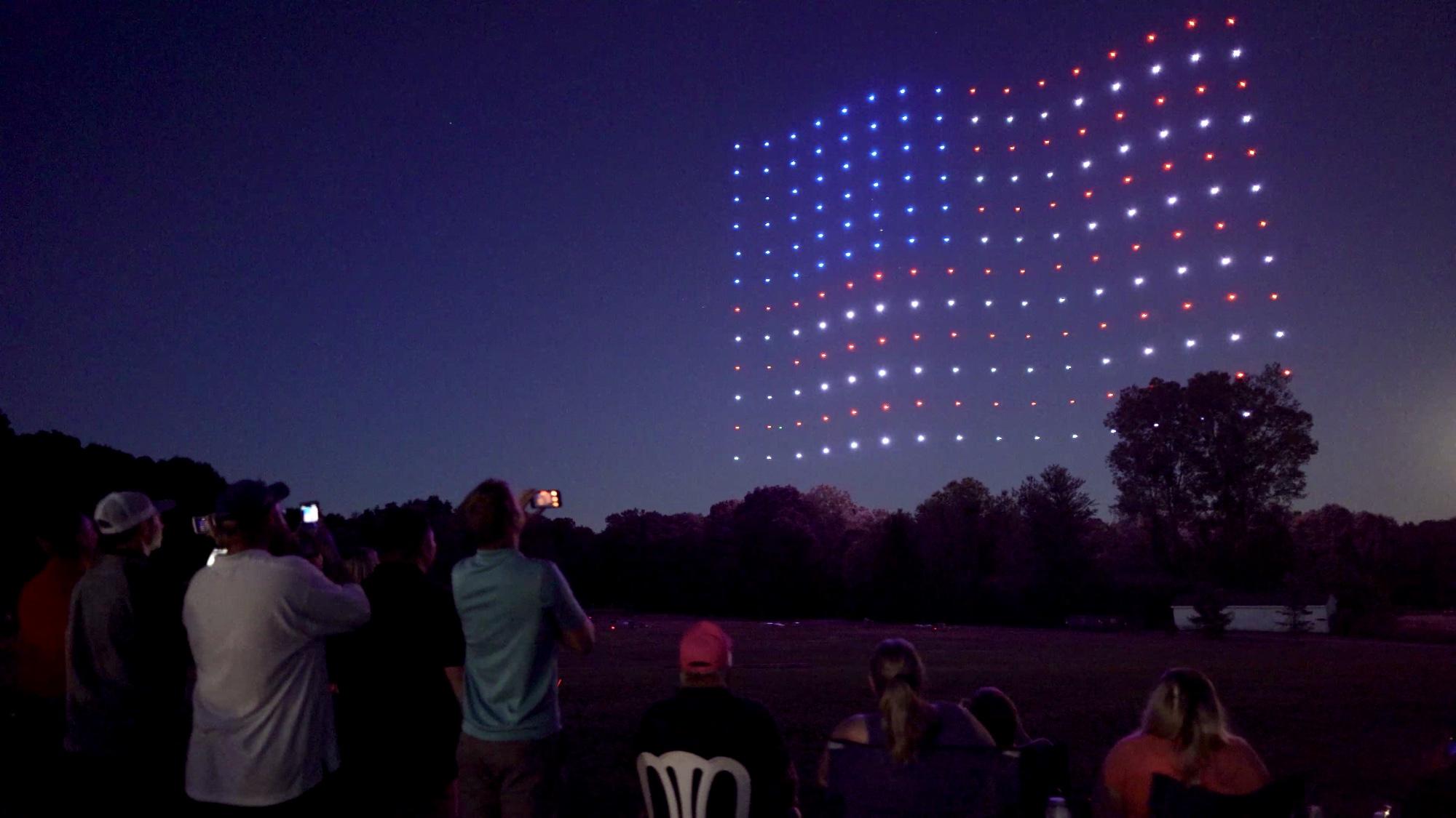 200 Drones