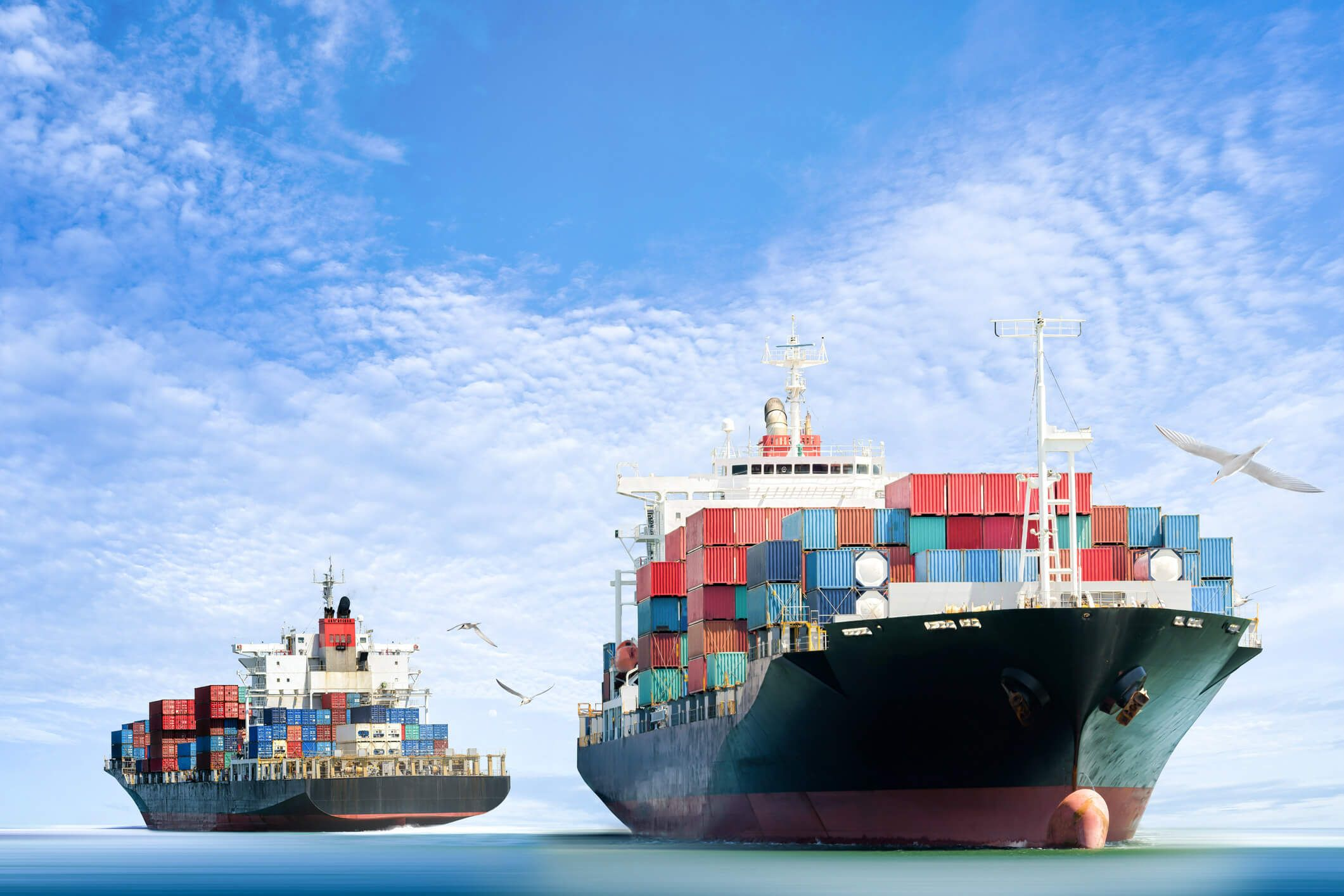 Commercial Marine & Boat Industry Insurance