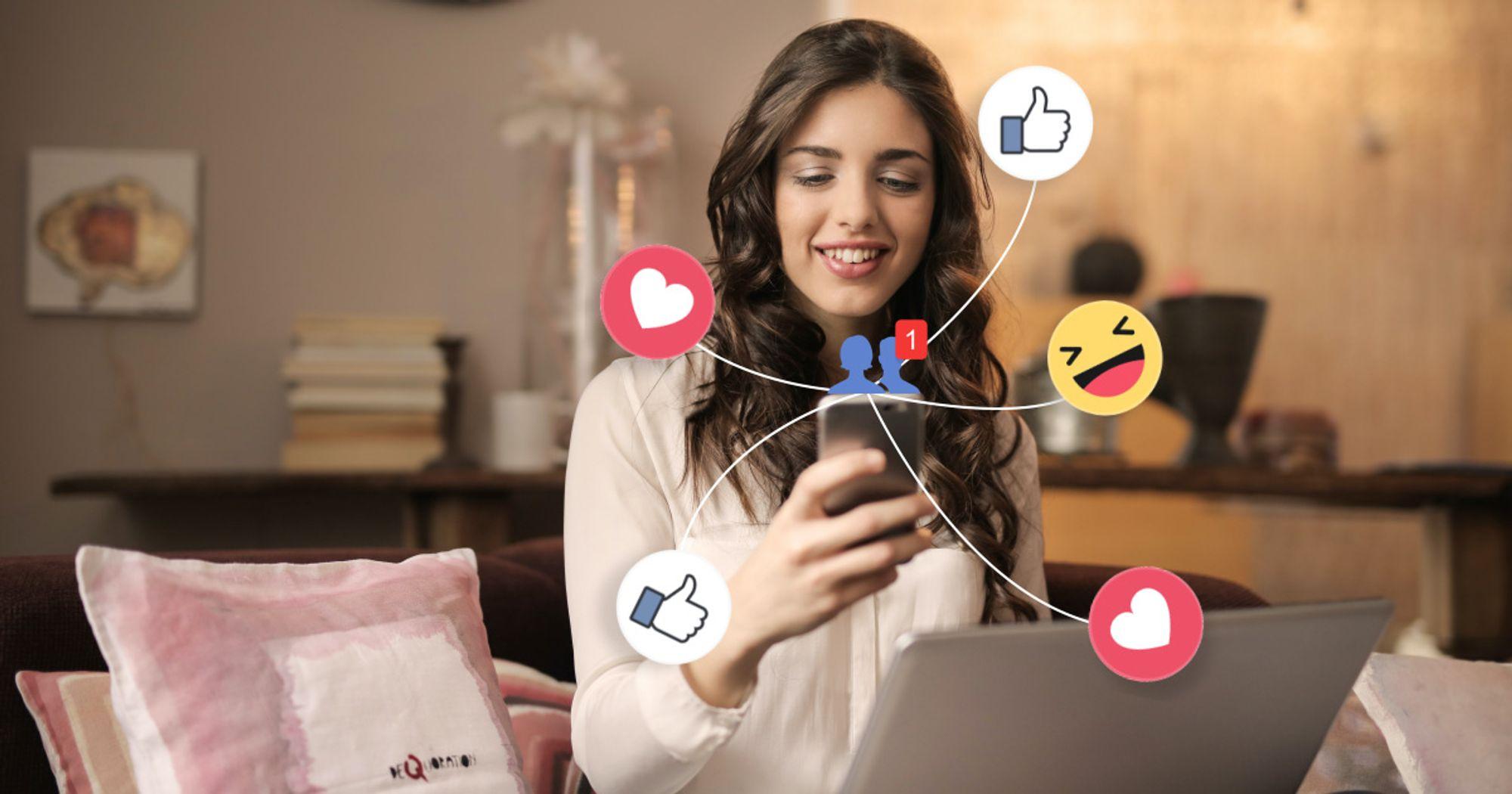 Bedrägerier i sociala medier