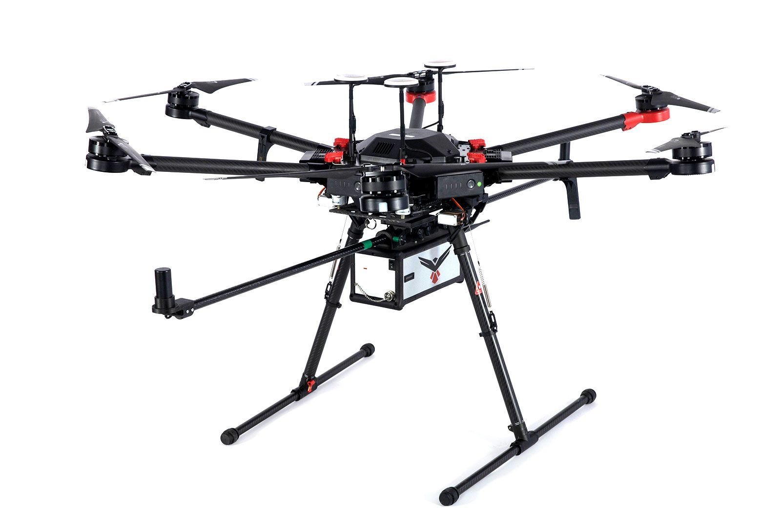 RedTail LiDAR Systems Unveils Innovative 3D Mapping Solution at Commercial UAV EXPO