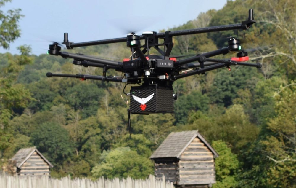 RedTail LiDAR Systems Unveils 3D Mapping Solution