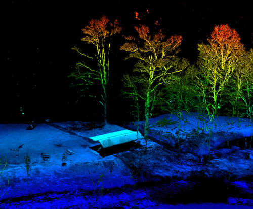 Thank you for your (LiDAR) Service