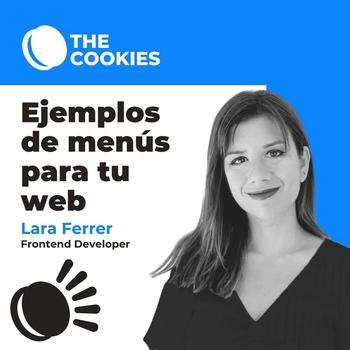 Ejemplos de diseños de menús por: Lara Ferrer