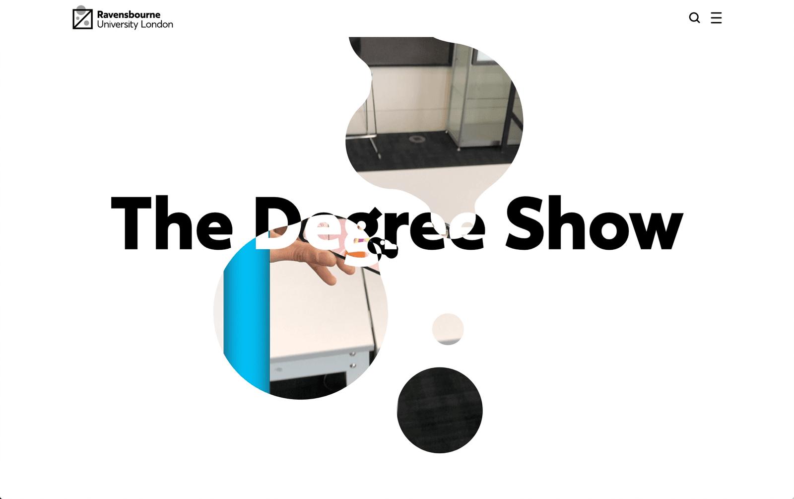 Ravensbourne Degree Show 2021