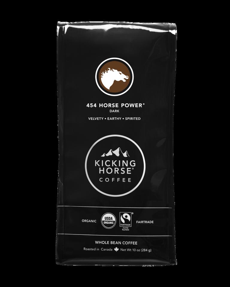 454 Horse Power