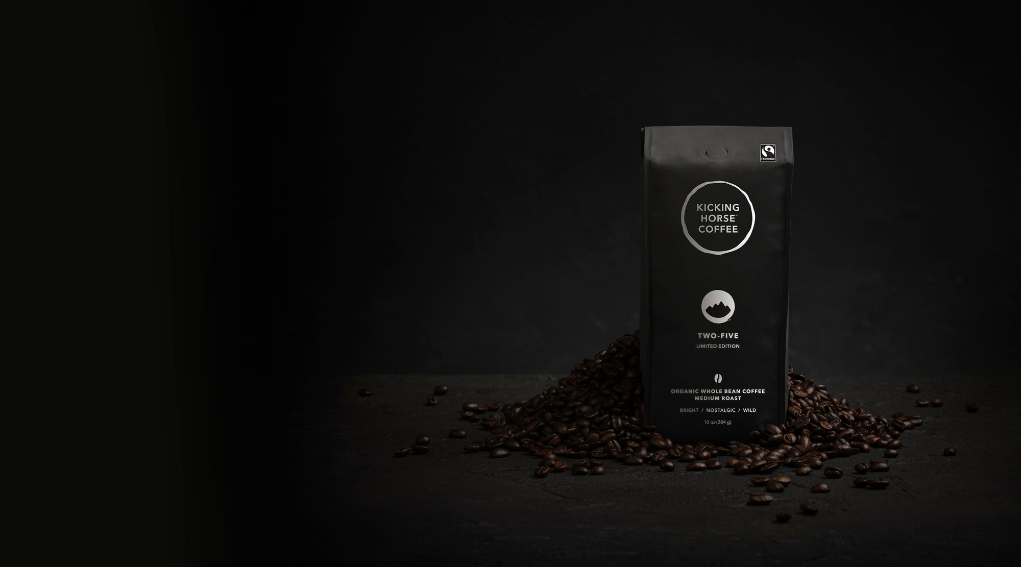 Bag of Two Five Limited Edition Coffee Beans