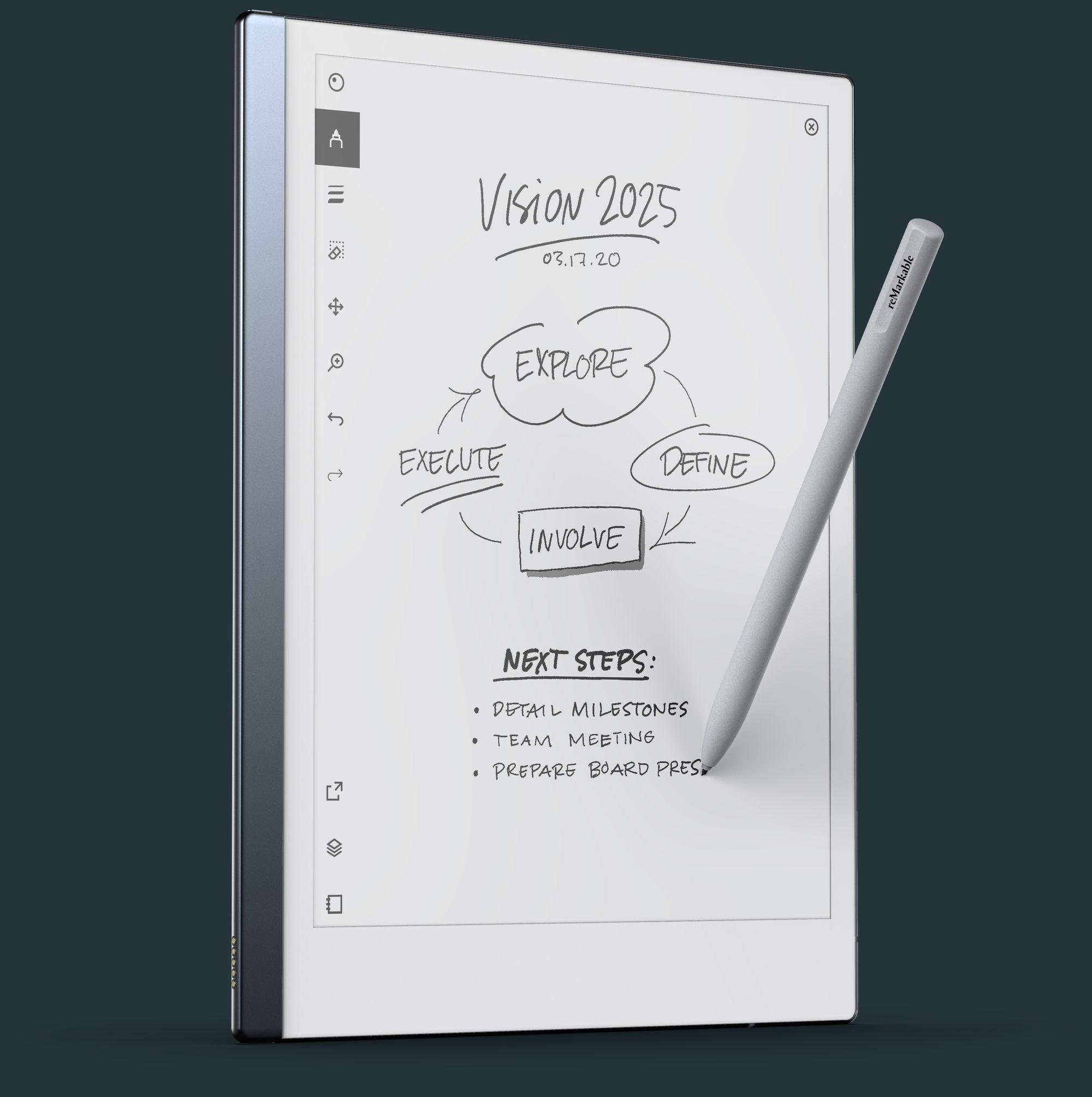 remarkable 2 tablet