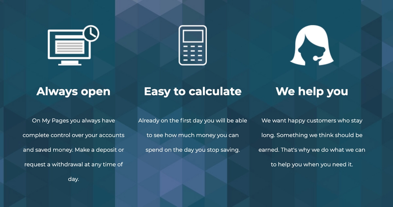 Always open. Easy to calculate. We help you.