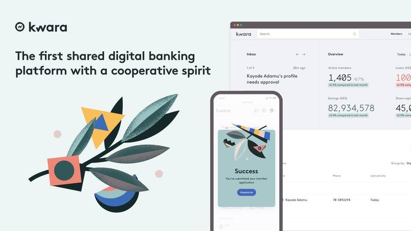 The first shared digital banking platform with a cooperative spirit