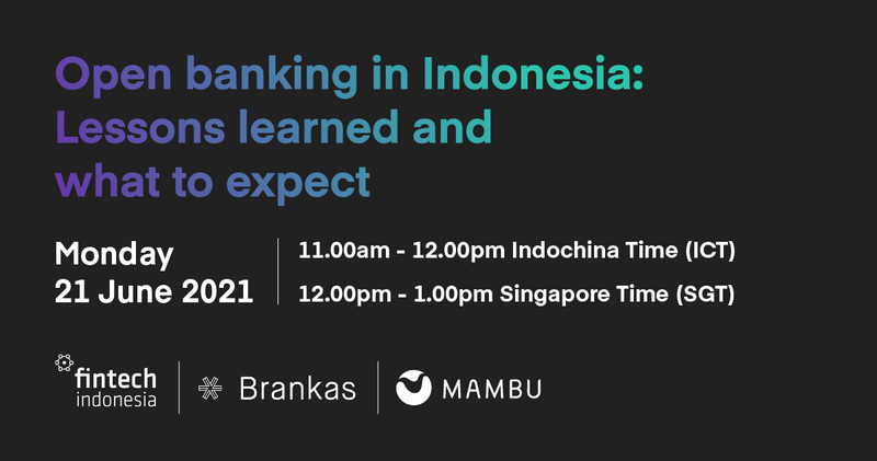 Open banking in Indonesia: Lessons learned and what to expect