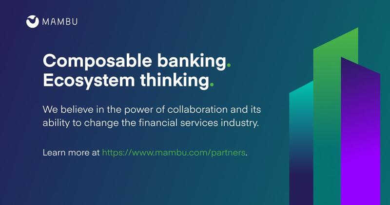 Composable banking