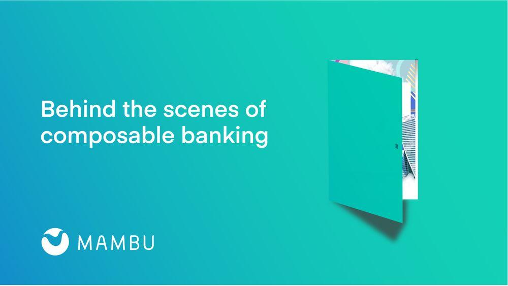 behind the scenes composable banking event