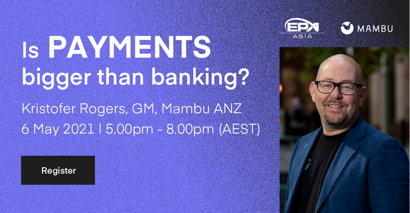 Is PAYMENTS bigger than banking?