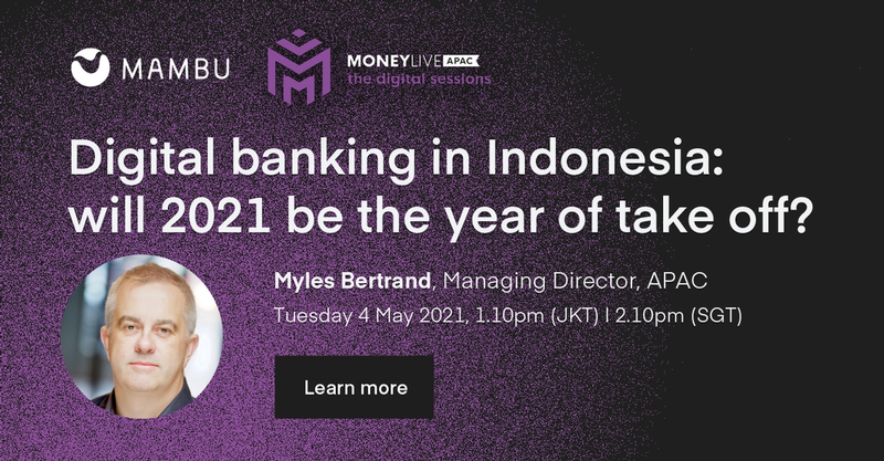 Myles Bertrand on MoneyLIVE APAC