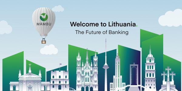 Mambu is pleased to participate in Fintech Week Lithuania
