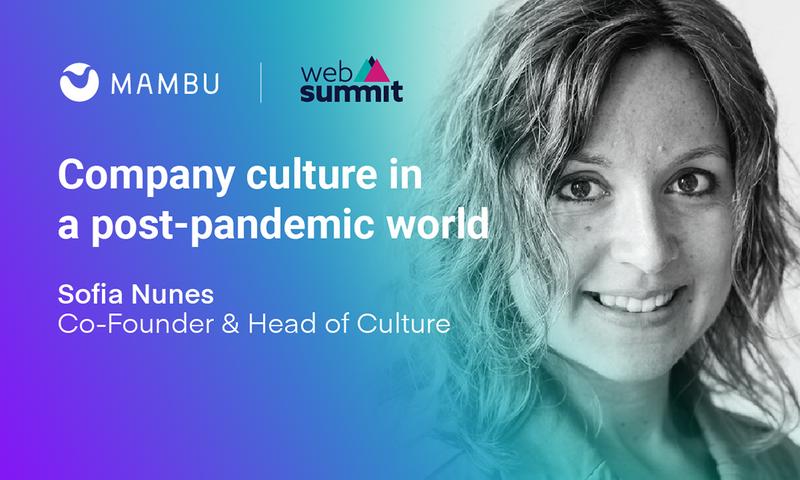 Mambu at Web Summit 2021