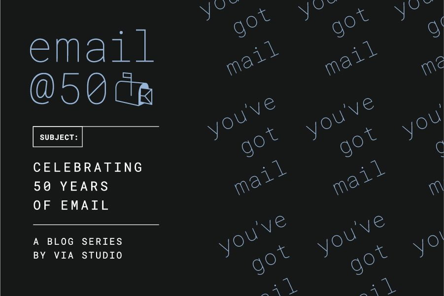 Email @ 50 Series: A Brief History