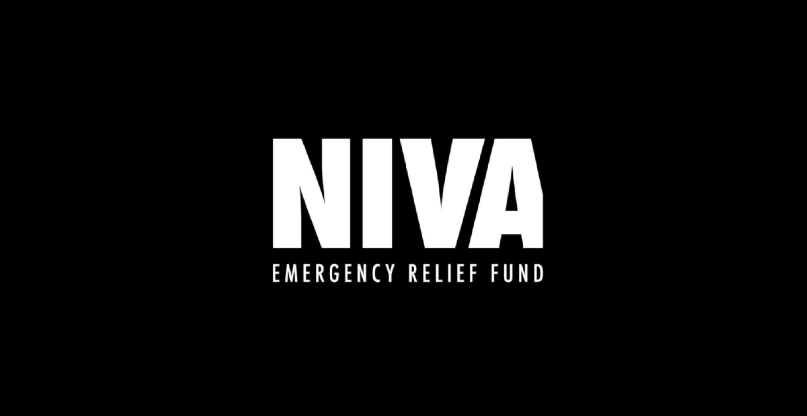 Donations to NIVA Emergency Relief Fund