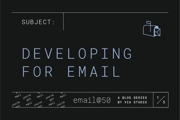 Email @ 50: Email Development