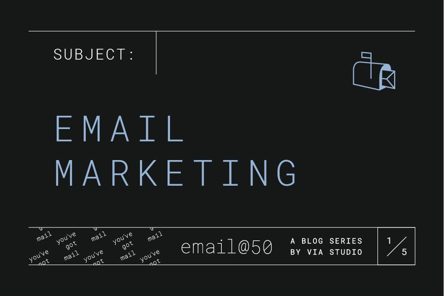 Email @ 50: Email Marketing Still Works... Half a Century Later