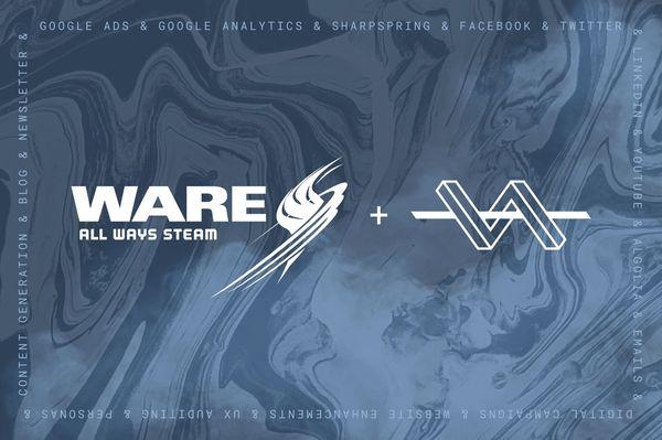 WARE + VIA Studio: A Partnership that can Handle the Pressure