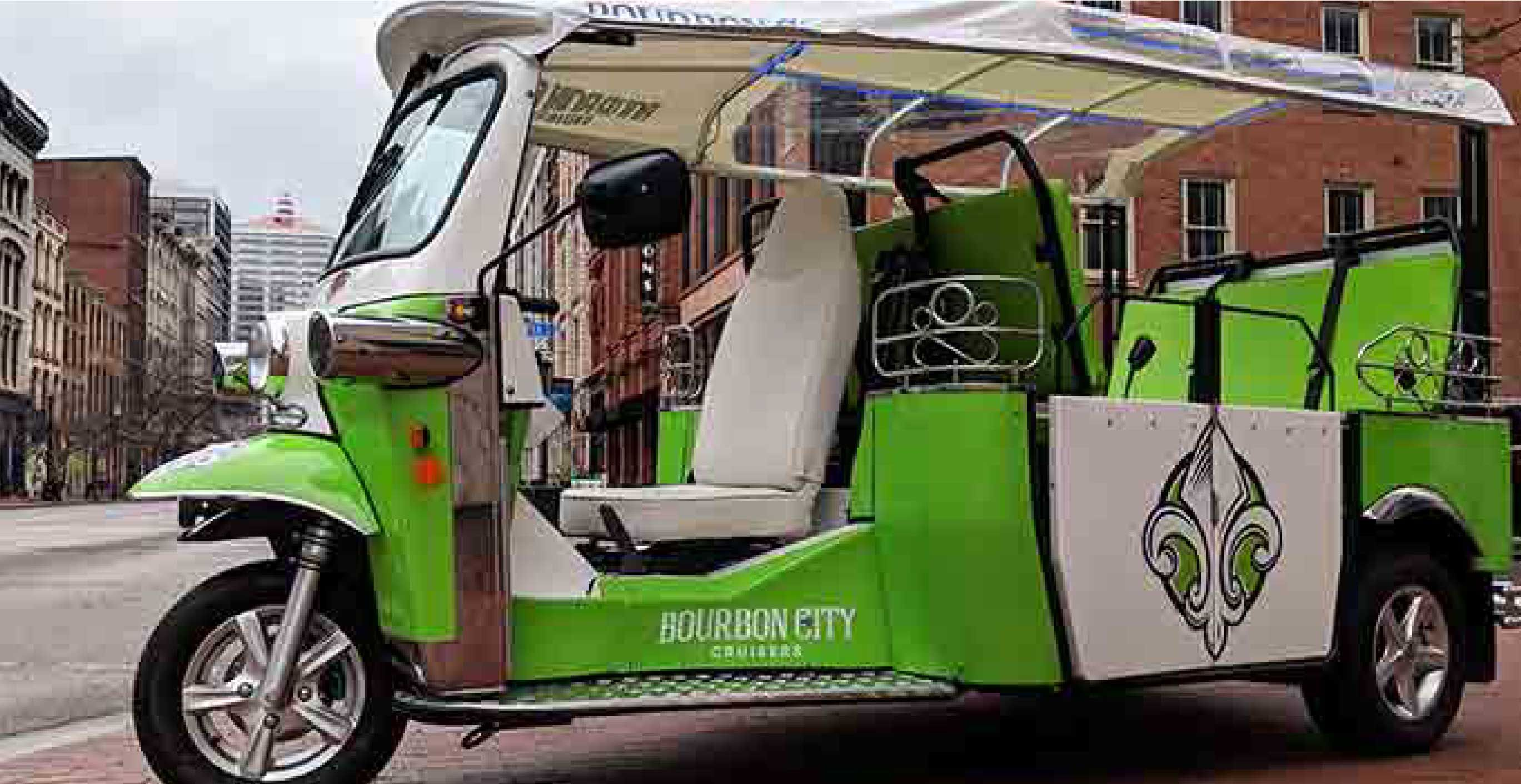 Bourbon City Cruisers