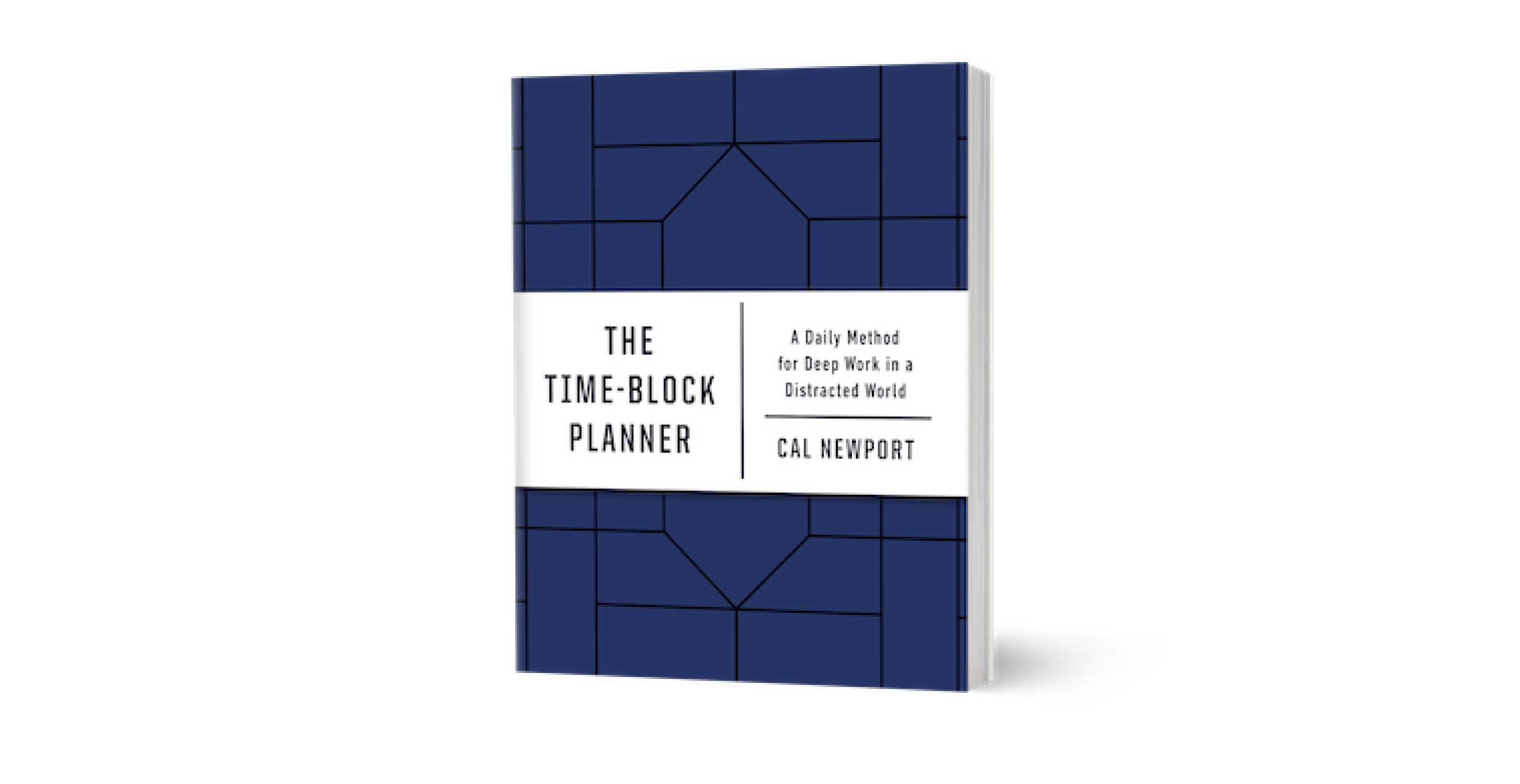 The Time-Block Planner:
