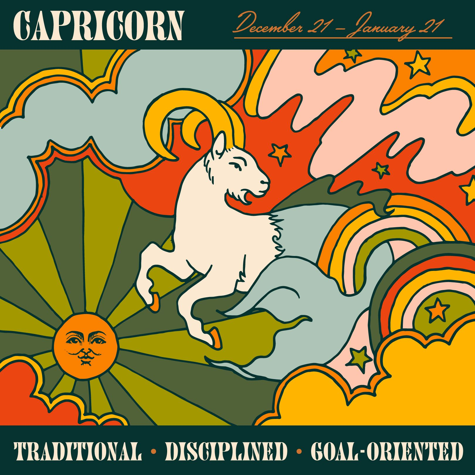 Capricorn Season