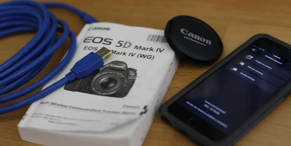 9 Findings About The Canon 5D Mark IV's Wireless Connectivity