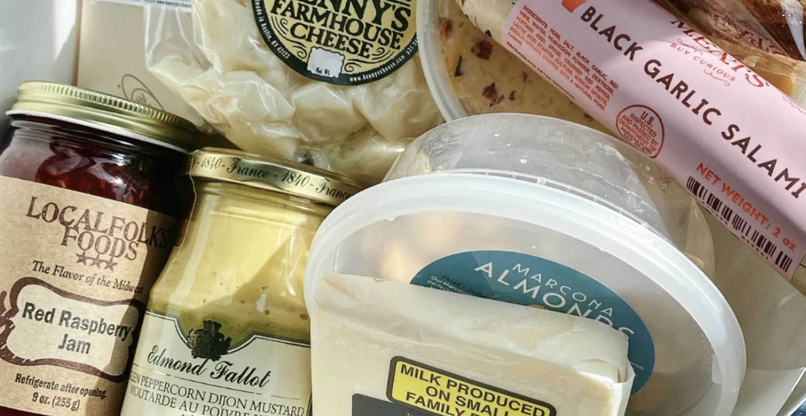 Harvey's Cheese Gift Box