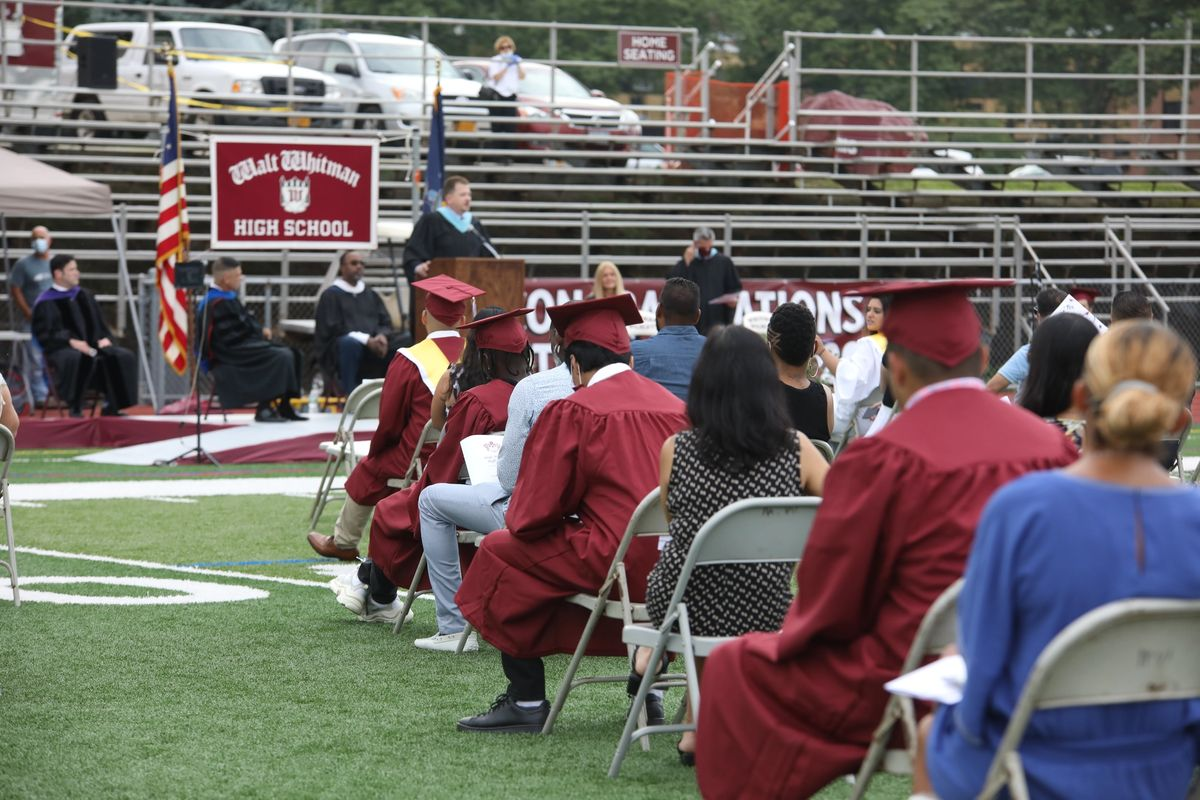 Image from WWHS Graduation 2020