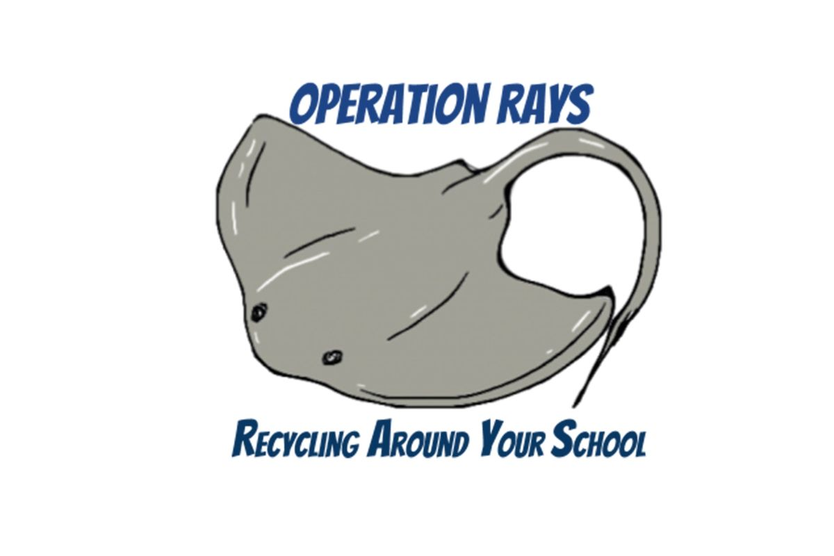 Operation RAYS Recycling Around Your School
