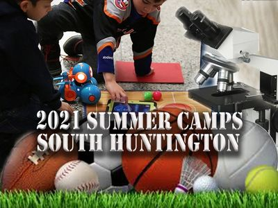 summer camp 2021 logo