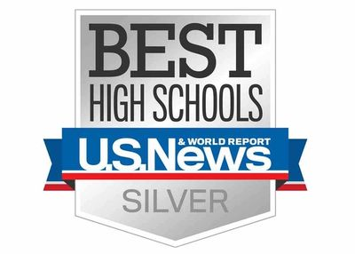 "Walt Whitman High School was awarded the Silver Medal in the ""United States Best High Schools"" competition from US News and World Report."