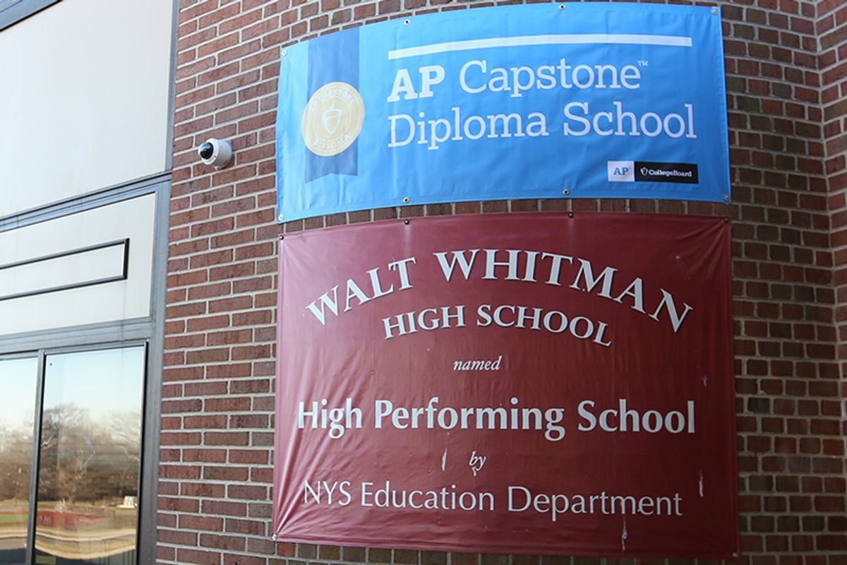 Image of WWHS as AP Capstone Diploma School