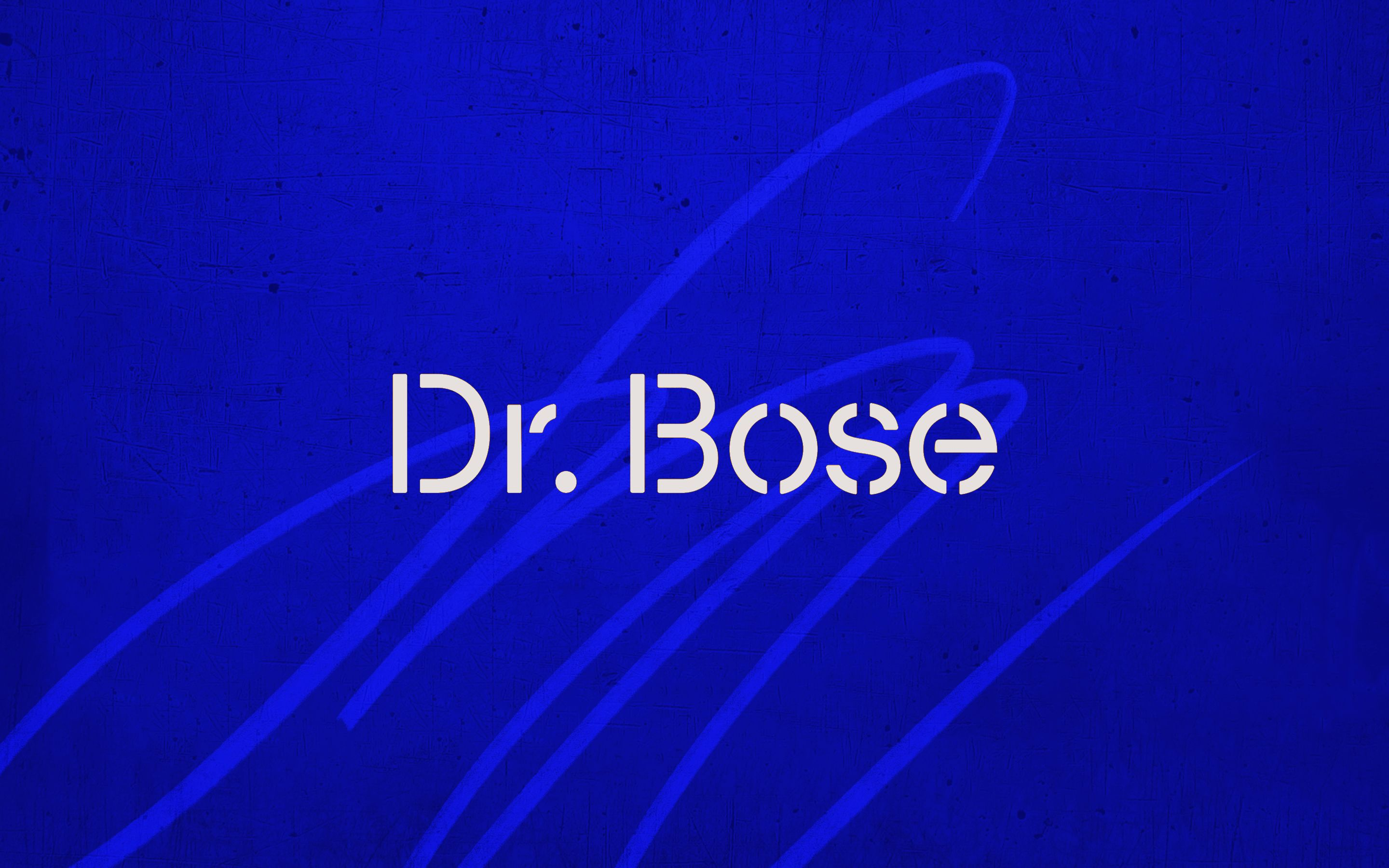 Dr. Sudip Bose logo by Together Agency