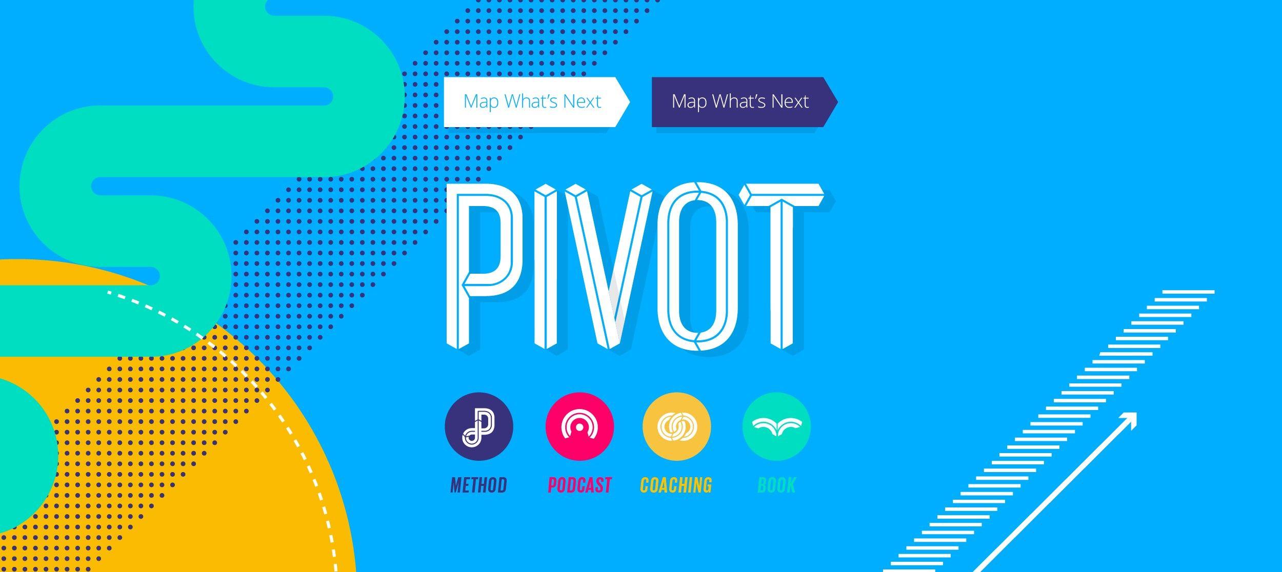 pivot by jenny blake brand system
