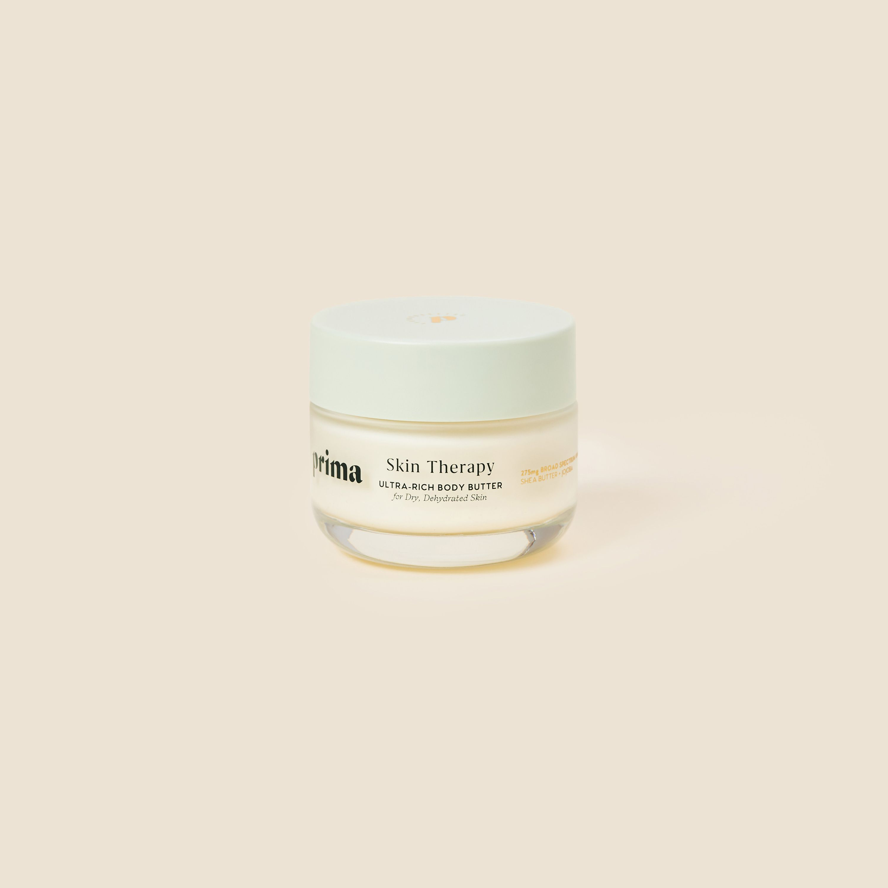 Prima's CBD Cream with Hemp Oil and Shea Butter