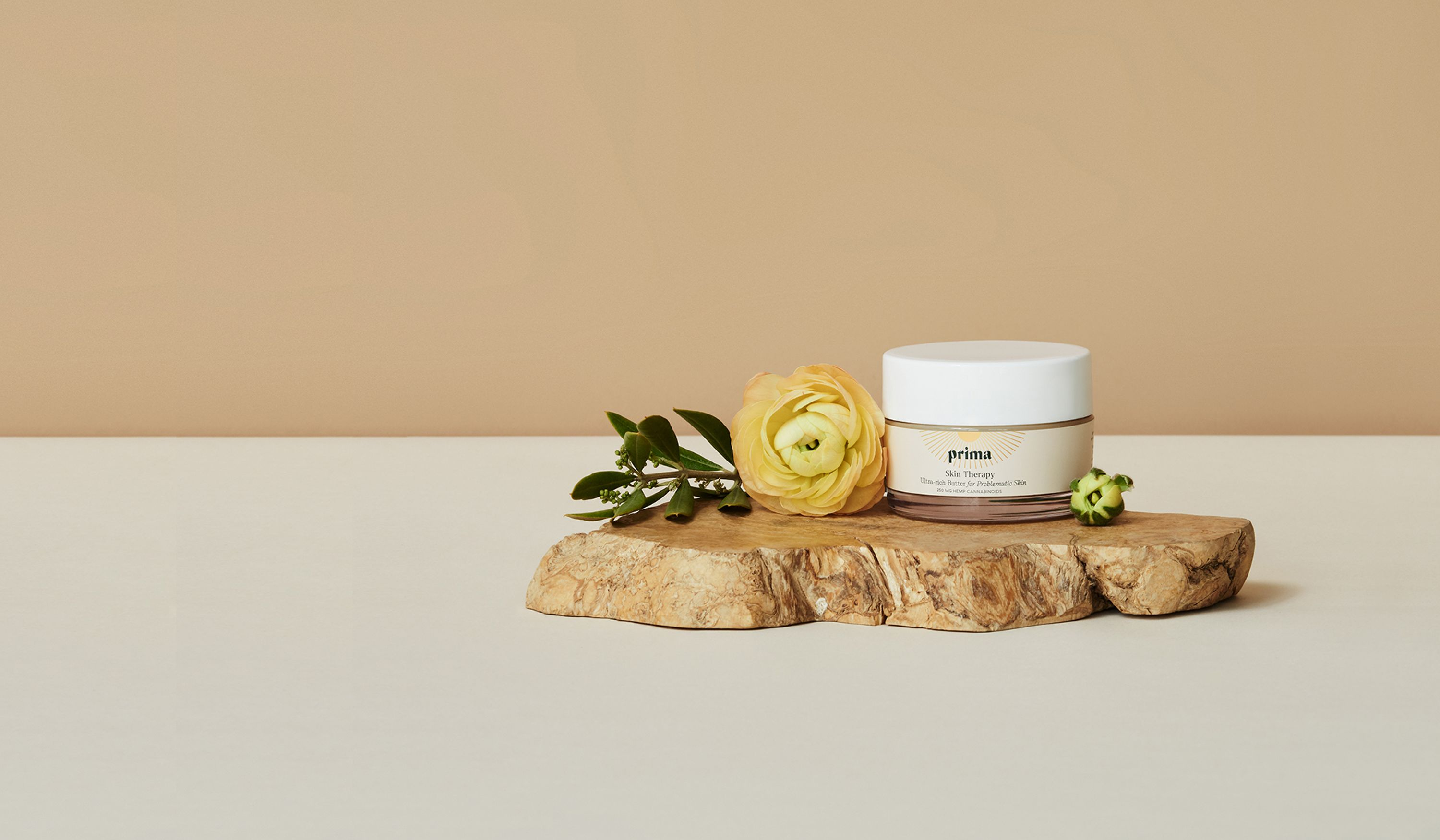 A nourishing and luxurious body butter — where skincare meets self-care