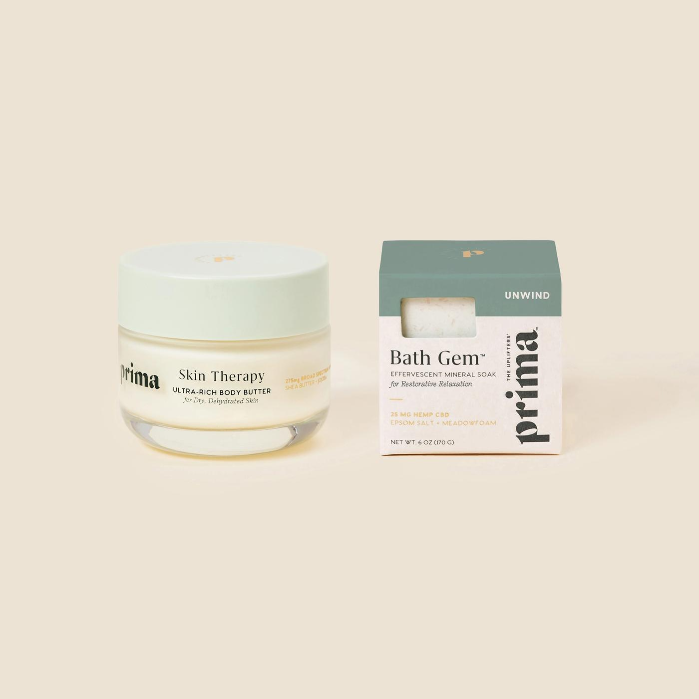 Calm & Soothe Duo