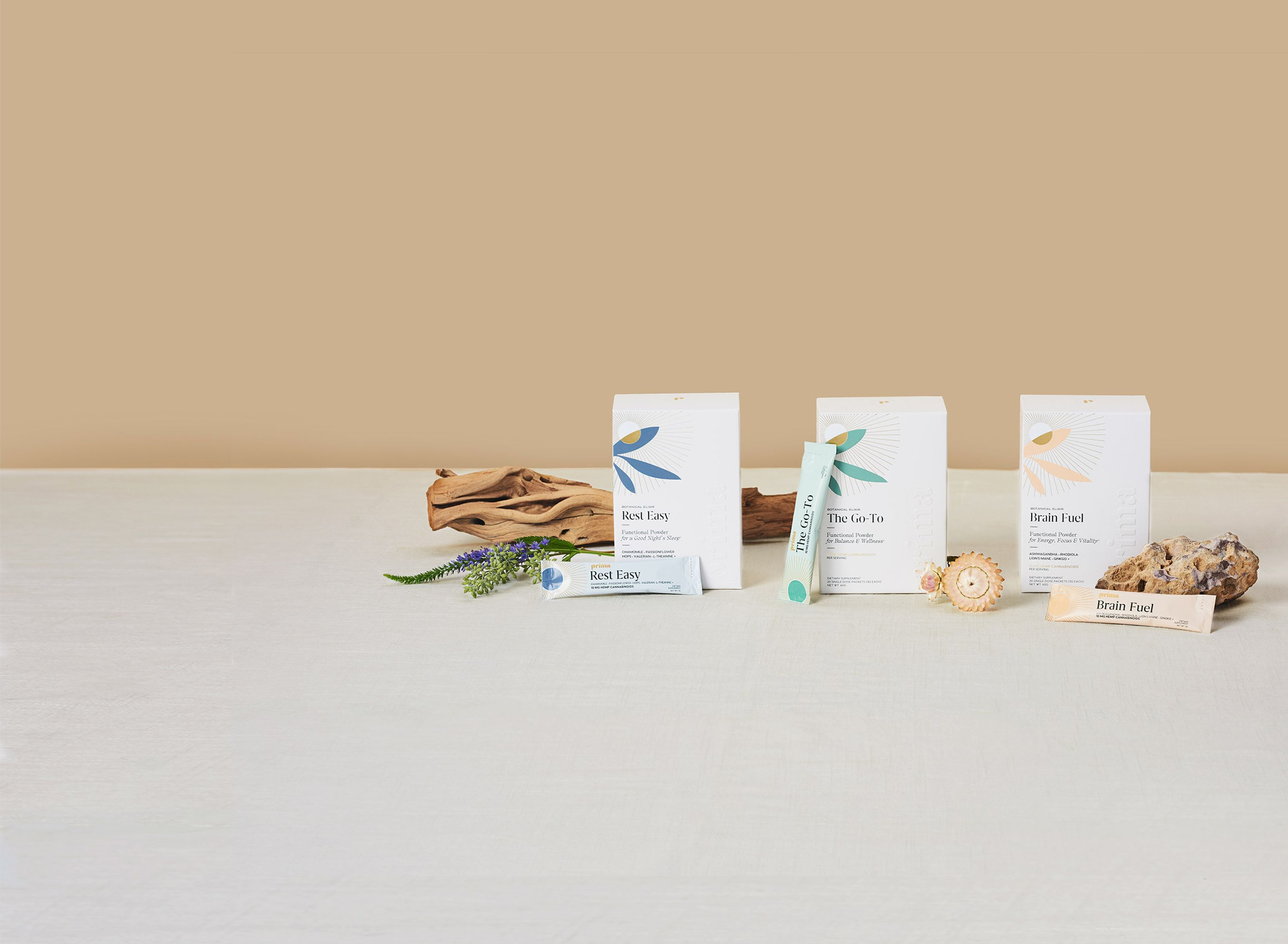 Introducing Botanical Elixirs —designed for wellness, focus and sleep.
