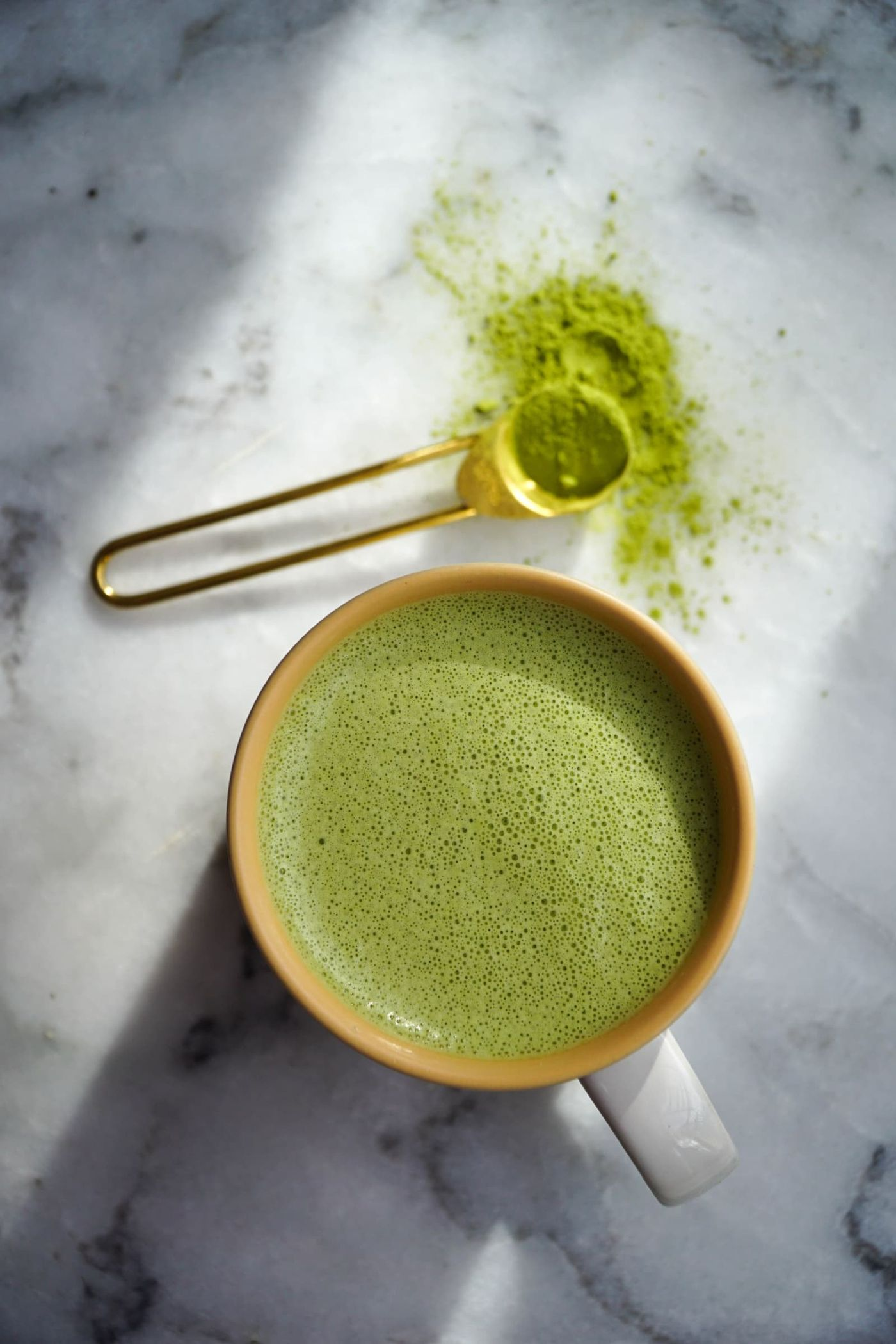 Hemp Milk Matcha Latte