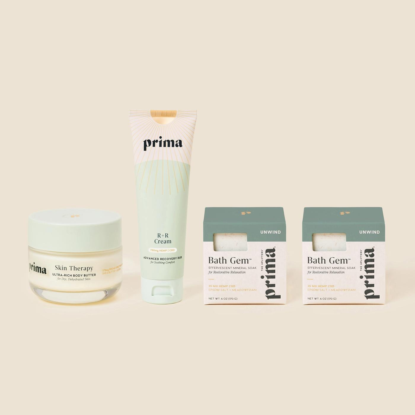 Ultimate Body Care Trio