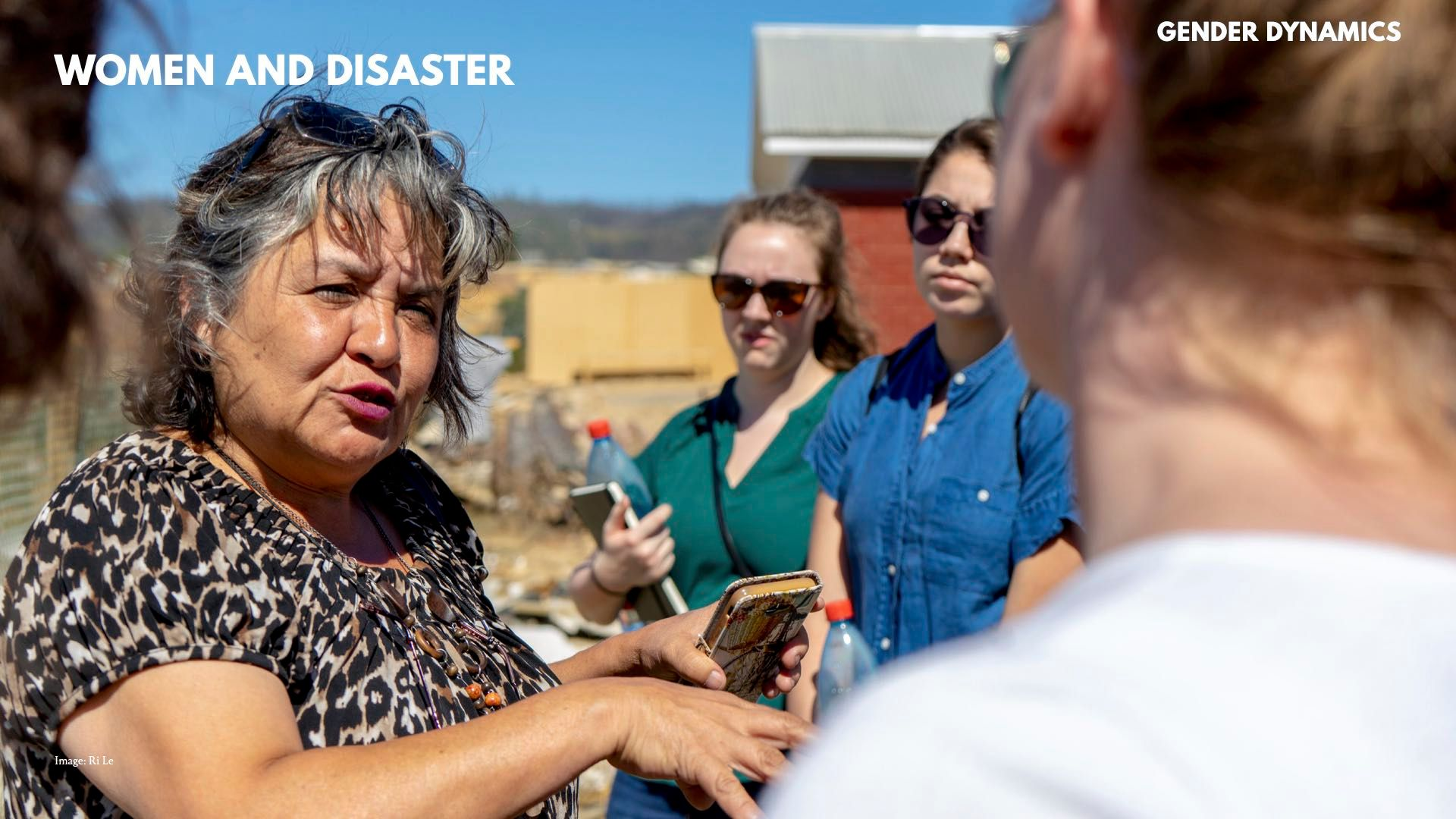 Chile: Disaster Management and Recovery