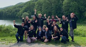 summer camp teaching artists