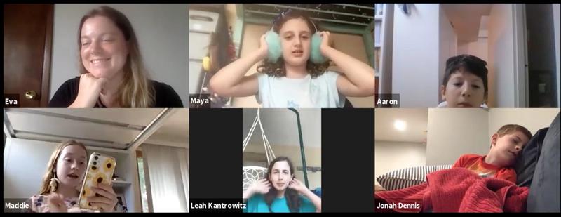 kids sketch comedy virtual