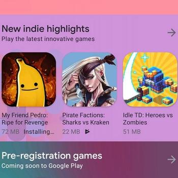 Cover Image for Pirate Factions Google Play'de Yeni Bağımsız Oyunlarda!