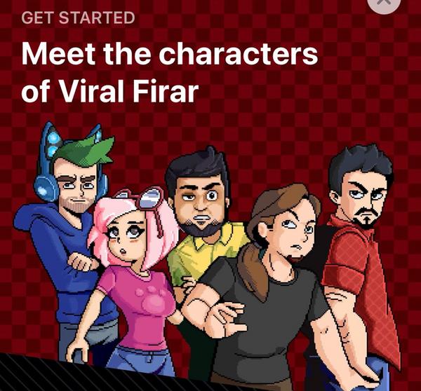 Cover Image for AppStore'da Viral Firar Günün oyunu (özel hikayeli) oldu