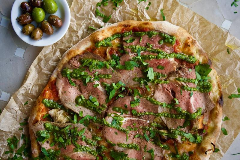 Røvernes pizza - Brabrand