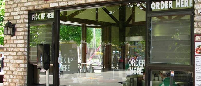 Photo of the Corner Bistro at DelGrosso's Park